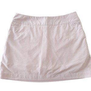 Adidas Climacool Pink Striped Tennis Skort 8